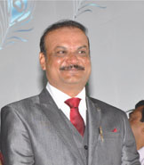 Shri Sanjay Chauhan, Director, Barbados Maritime Agencies Pvt. Ltd.
